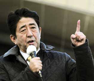 Abe's tough policy not to last long