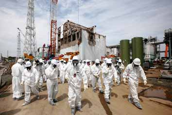 Time for Tokyo to clean up the Fukushima mess