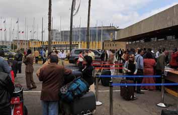 International flights resume after Kenya airport fire