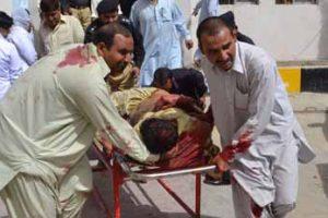 Pak suicide attack kills 38, over 50 hurt