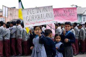 Gorkhaland demand not justifiable