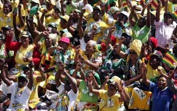 Mugabe slams rival upset over victory