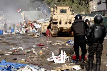 At least 100 killed  in Egypt violence