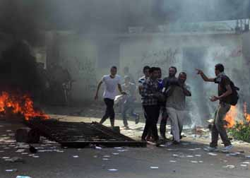 """38 killed across Egypt  in  """"Friday of Rage"""""""