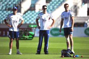 England eye record