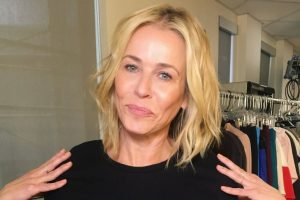 Chelsea Handler shares image of herself urinating in countryside