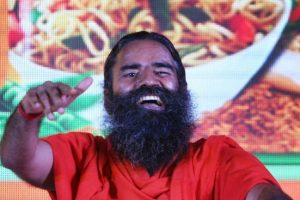 Ramdev aide, ex-CM exchange barbs on Twitter over Patanjali sample failure