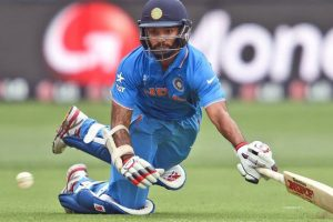 Dhawan in hospital before third ODI against England
