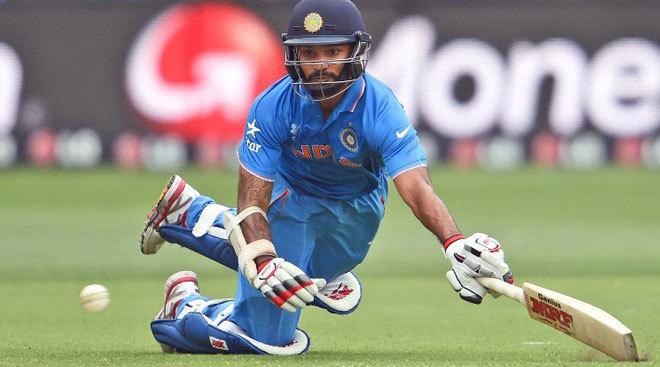 Shikhar Dhawan (PHOTO: AFP)