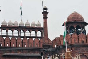 Delhi security scare: Live grenade recovered from Red Fort