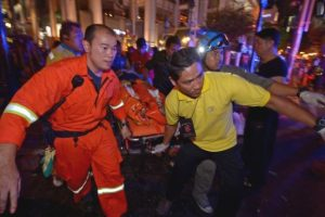 24 injured in Bangkok hospital explosion