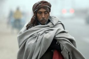 Cold wave in North India till January 13