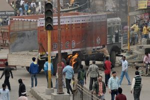 Jat agitation: Section 144 imposed at various Haryana places