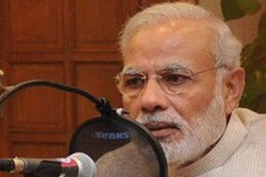 Modi wishes Gujarat, Maharashtra on their Foundation Day