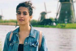 I am in a good space: 'Dangal' star Sanya Malhotra