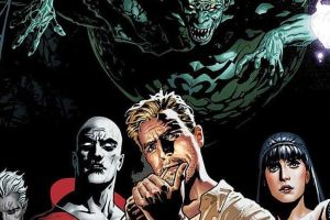 Gerard Johnstone to polish script of 'Justice League Dark'