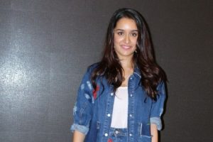 Prabhas an absolute darling: Shraddha Kapoor
