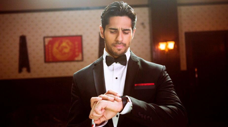 INTERVIEW: Sidharth Malhotra believes a true gentleman is someone who respects women!