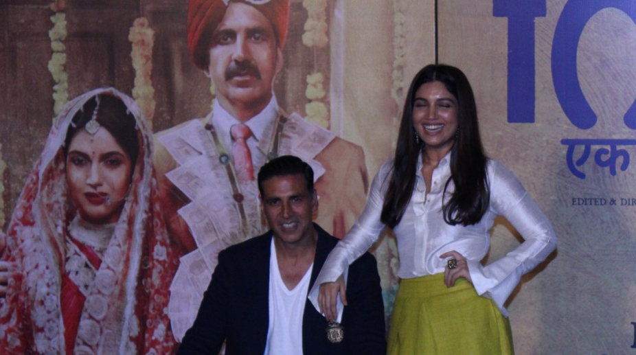 Box Office Collection, Toilet: Ek Prem Katha, opening day