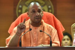 Work initiated to stop flow of garbage in River Ganga: Adityanath