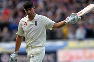 Cook, Anderson pile on agony for Windies in day-night Test