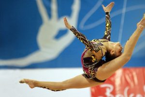 Alina Kabaeva says being gymnastics envoy a sign of respect for Russia