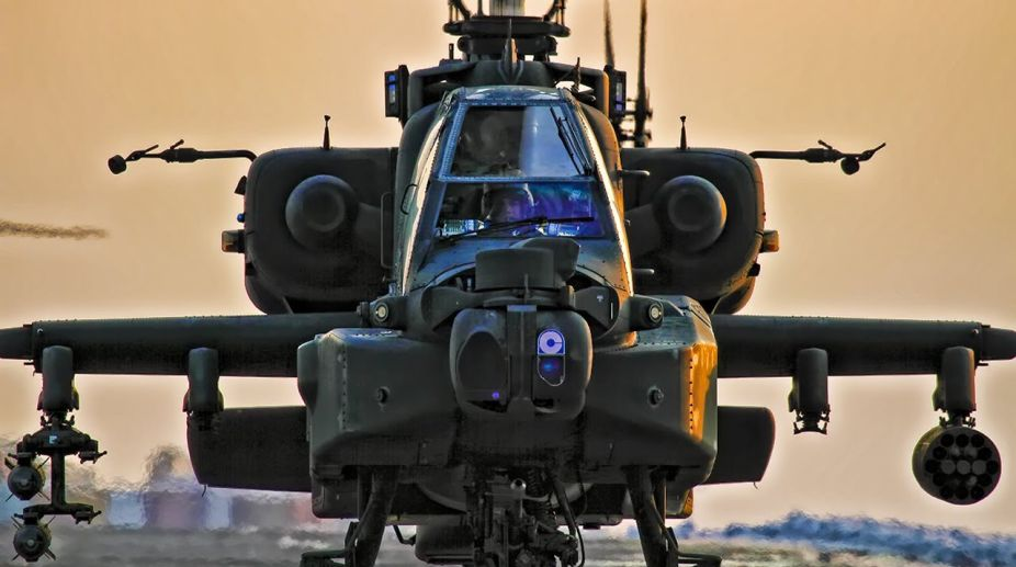 Apache attack helicopters, India-US defence deal, India-US Apache helicopters, Apache helicopters deal, Apache Attack helicopters