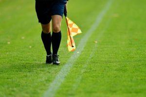German female ref ready to whistle in Bundesliga