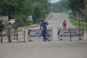 Curfew-like conditions in Chandigarh, Panchkula on eve of Ram Rahim verdict