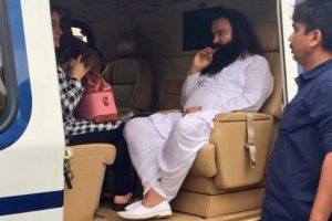 In tears, Ram Rahim refused to leave courtroom after sentencing