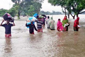 Bihar flood situation improves, death toll 514
