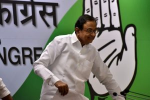 Chidambaram slams UP government on childrens' death