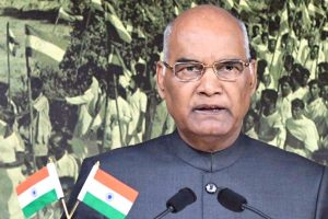 India keen to strengthen ties with diaspora: President Kovind