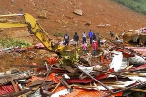 Congo landslide kills 28