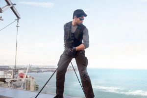 'A Gentleman': The gentleman, his ladylove and exotic locations!