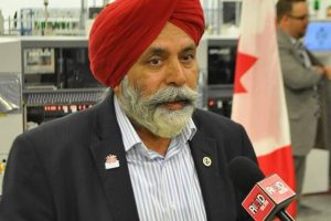 Indo-Canadian MP denies sexual harassment allegations