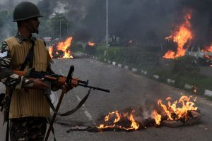 Dera violence: Lone woman figures among 20 of 36 victims