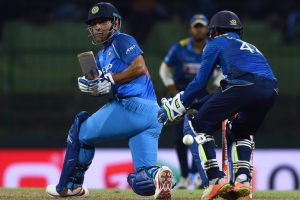 4th ODI: 'Triple hundred' for MS Dhoni as India look to consolidate lead