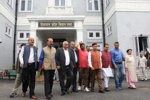 'Gudia' case rocks HP assembly