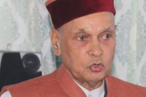 Former SP's arrest confirms BJP's allegations of lawlessness in HP: Dhumal