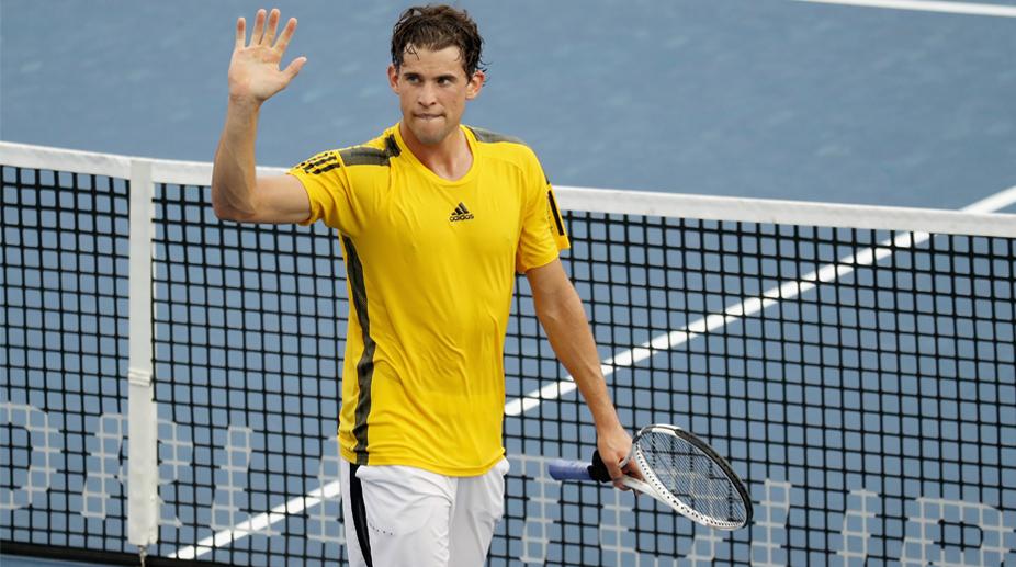 Dominic Thiem, ATP finals, victory, record, match, semi-finals