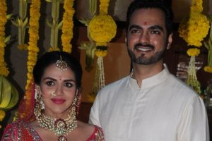 Ahana hosts 'superhit' baby shower for sister Esha Deol