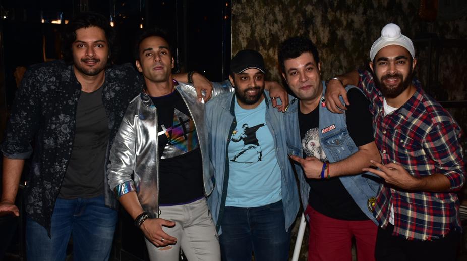 Team Fukrey Returns, shoot, Mumbai