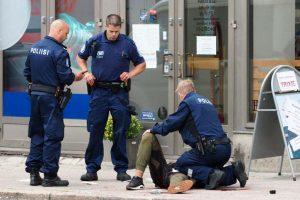 Finland stabbings a terror attack: Police