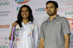 Elated Gopichand expects more podium finishes from Indian shuttlers