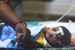 Jharkhand: Encephalitis, pneumonia kills over 800 children
