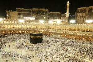 Over two million pilgrims perform Haj in Saudi Arabia