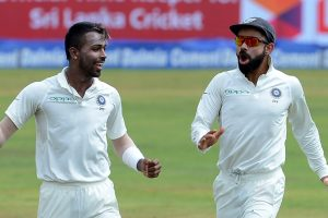 India vs South Africa: Watch amusing conversation between Hardik Pandya and Virat Kohli on ground
