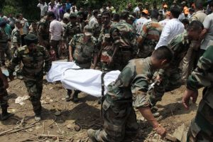Himachal mudslide: Toll 46, rains may hamper rescue operations