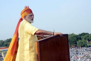 India celebrates 71st Independence Day — peacefully